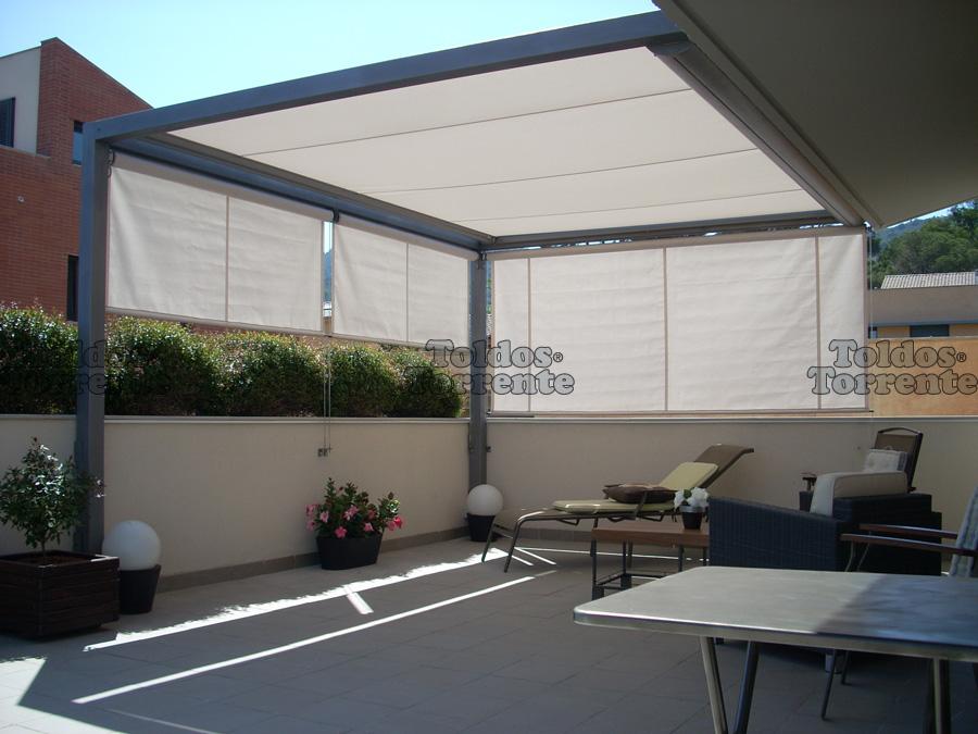 Bienvenidos a very nice solar - Tipos de toldos para terrazas ...